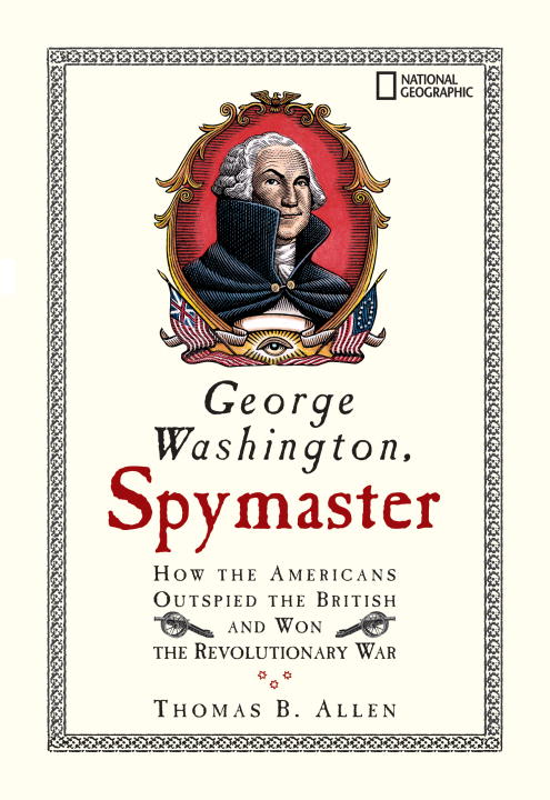 George Washington, Spymaster By Harness, Cheryl